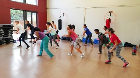 happy people enjoy dance fitness in Cape Town,South Africa.sign up at www.buladeals.co.za