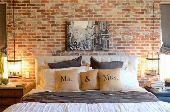 17 mejores ideas sobre decoraci n de paredes de color rojo - Ultimas tendencias en decoracion de paredes ...