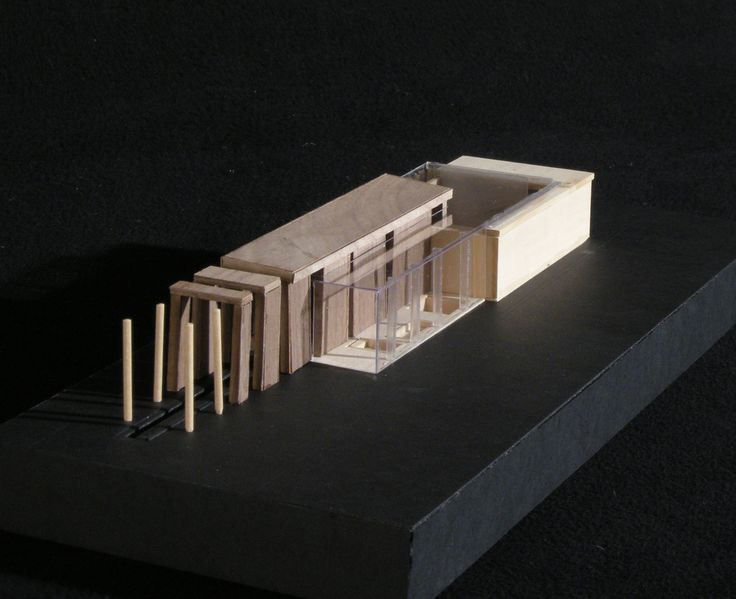 Conceptual architecture model images for Notion architecture