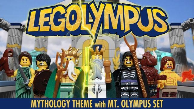 LEGOlympus - Love the Athena mini fig !: Minis Figs, Athena Minis, Minis Dog Qu, Jackson Greek Mythology, Lego Olympian, Ideas Produce, Lego Custom, Greek Mythology Percy, Mythology Percy Jackson