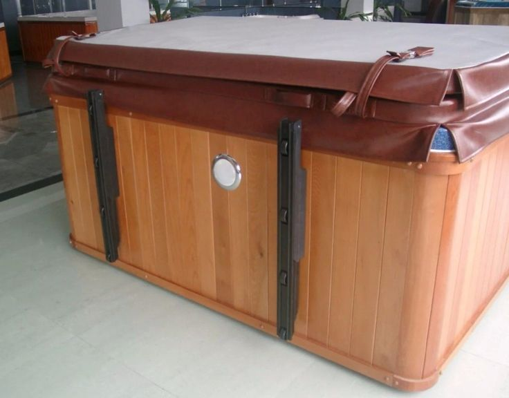 SWIM SPA HOT TUB COVER LIFTER that fits vary SIZE, SHAPE and BRAND of SPA,CABINET FREE COVER REST