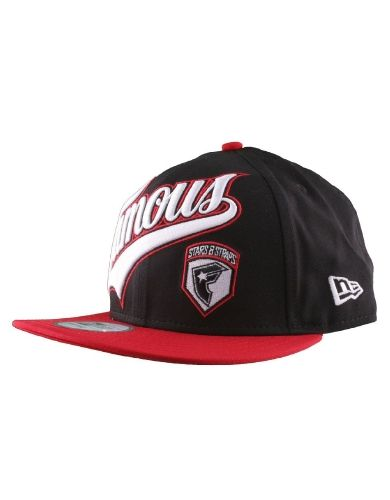 Famous Stars and Straps Ball Player Hat