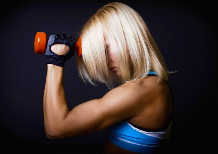 GIRL POWER... This week I would like to share with you a post written by my good friend, client, and fellow fitness enthusiast, Jordan Fabel. Today Jordan discusses the misconceptions that many women have surrounding weight lifting, and why a fear of weights could be preventing some women from achieving the body of their dreams…