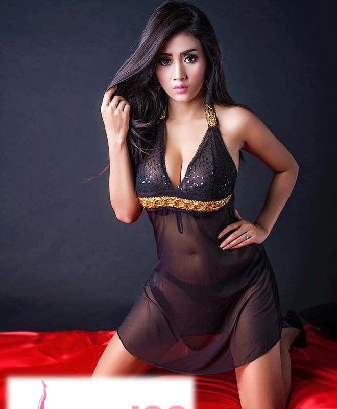 Foto Skandal Chacy Luna Calista Model Majalah Dewasa