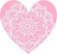 TrendyMehendi: Мехенди со скидкой на День Святого Валентина.