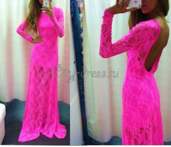 розовое кружевное платье - Поиск в Google