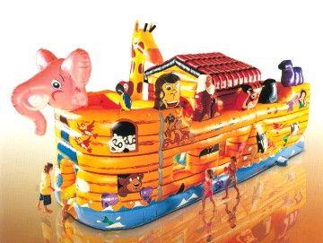 Noah's Ark Obstacle Challenge