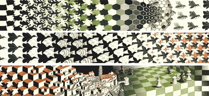 17 best images about m c escher on pinterest artworks for Escher metamorfosi