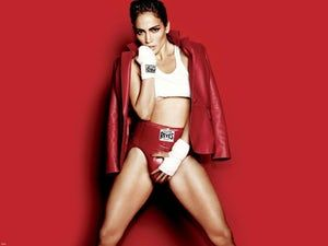 "The hottest Jennifer Lopez photos, all of the singer and actress we all know as J. Lo and ""Jenny from the block"". Fans will also enjoy pictures of young Jennifer Lopez and sexy bikini pics of J. Lo. The sexy singer got her start on Fox's In Living Color as one of the dancing ""F..."