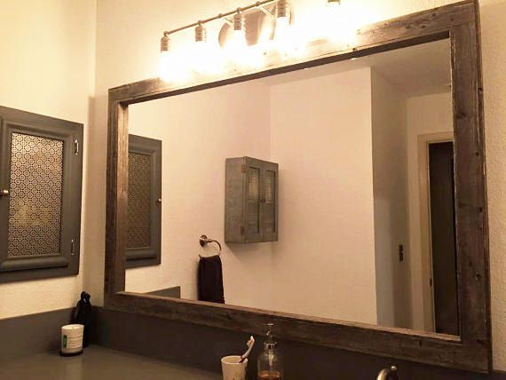 Hey, I found this really awesome Etsy listing at https://www.etsy.com/listing/239435111/mirror-reclaimed-wood-option-extra-large