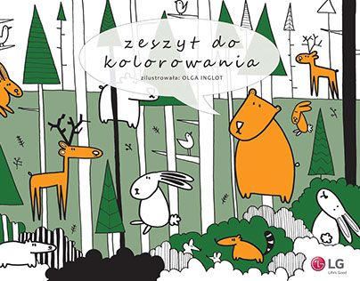 """Check out new work on my @Behance portfolio: """"COLORING BOOK"""" http://be.net/gallery/49552215/COLORING-BOOK"""