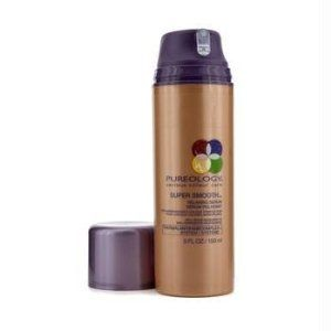 Pureology Super Smooth Relaxing Serum 5 oz by Pureology. $15.20. A weightless smoothing serum. A weightless smoothing serum With a non-drying & non-dulling formula that tames flyaways Contains exclusive Thermal AntiFade Complex that offers heat-styling protection & maximizes colour retention Boosts natural shine & lessens blow-drying time Adds long-lasting sleekness & style memory Ideal for unmanageable colour-treated hair To use: Apply evenly to clean damp hair...