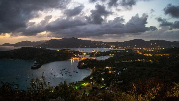 @monica_blog: #Antigua, English Harbour