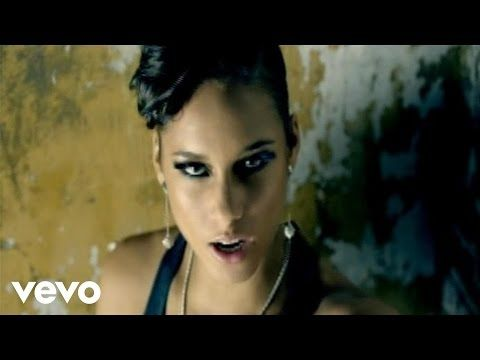 Alicia Keys - Try Sleeping With A Broken Heart - YouTube