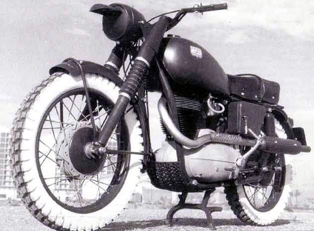 Sanglas 350