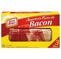 Oscar Mayer Bacon.  http://affordablegrocery.com