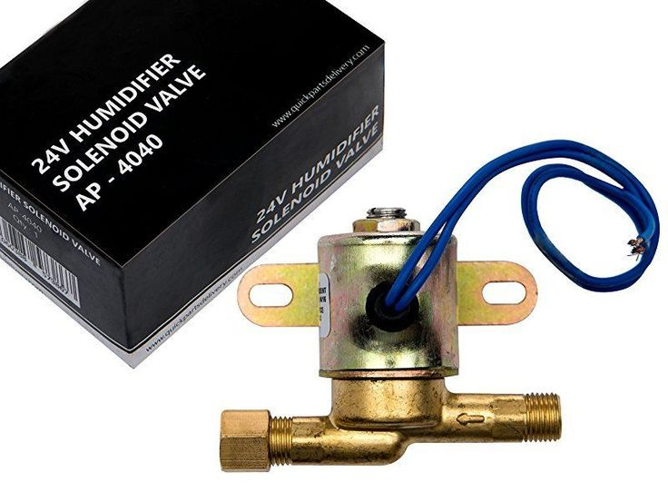 Humidifier 24V Water Solenoid Valve Aprilaire 4040
