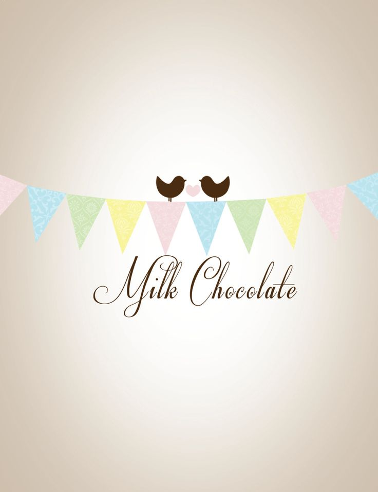 Chocolate Wrappers are a simple and lovely addition to any party. Contact us today for the chocolate wrapper to make your next party memorable (www.concept-designs.com.au).