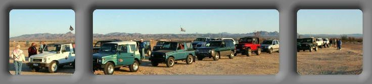 Good site for day trips in Utah, Nevada, and Arizona