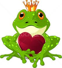 Resultado de imagem para princesa beijando sapo coroa