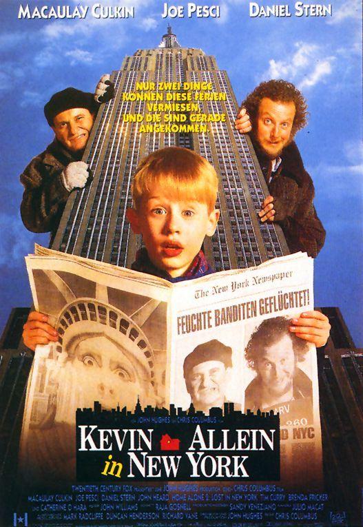 Poster zum Film: Kevin - Allein in New York