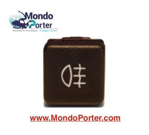 Interruttore Pulsante Retronebbia Piaggio Porter b007883