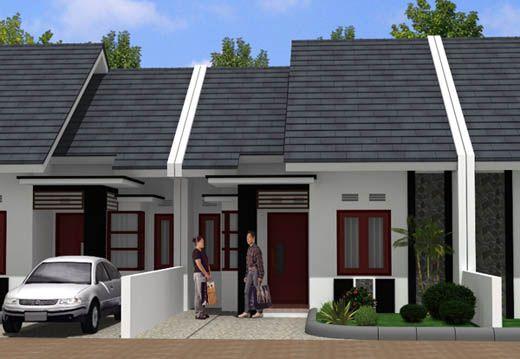 Rumah Ideal Minimalis Type 36 - #ModelRumah Terbaru