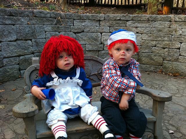 189 best Nightmare before Christmas images on Pinterest Children - twin boy halloween costume ideas