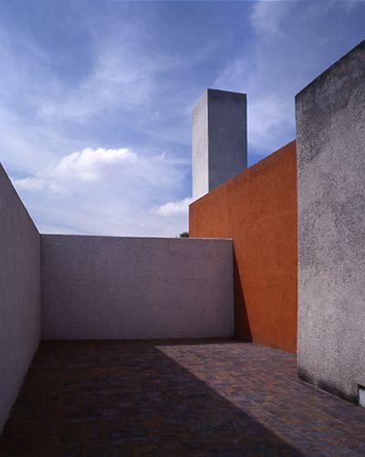 Casa Barragan. Luis Barragan. Mexico City. 1948