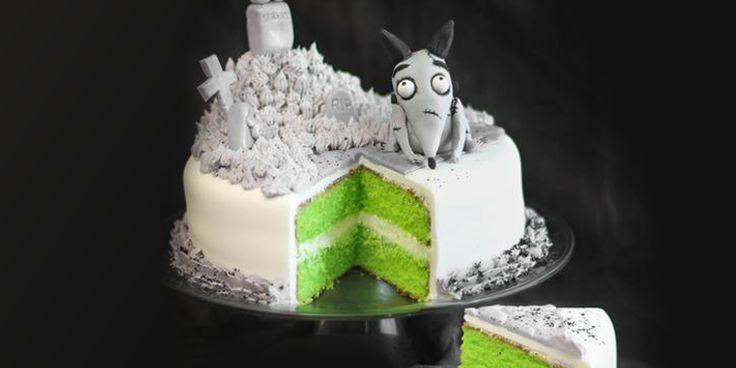Pasteles que amarás si eres fan de Tim Burton