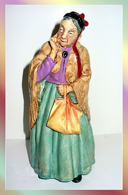 Royal Doulton BRIDGET, HN 2070, figurine, statue, Mint $75