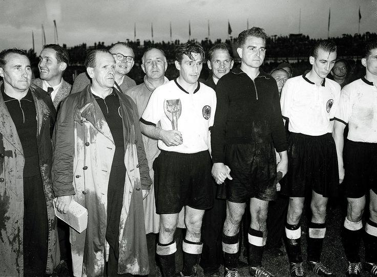 Alemania campeón 54