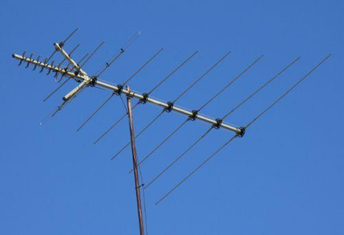 Ook wij hadden zo'n soort tv antenne op het dak