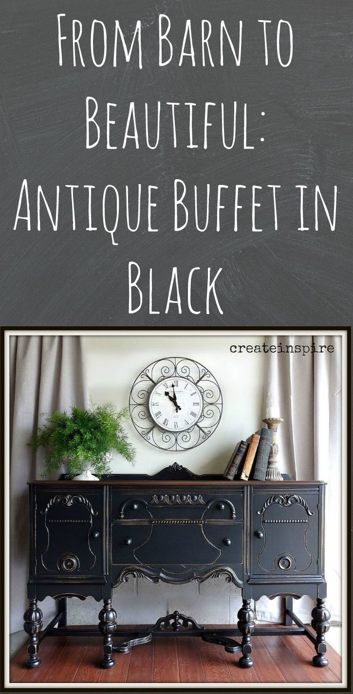 Painted buffet table furniture - 25 Best Ideas About Painted Buffet On Pinterest Refinished Buffet Black Buffet And Shabby Chic Buffet