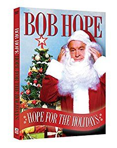 Coming to DVD from Time Life is a timeless look at one man's legacy of the holidays with BOB HOPE: Hope for the Holidays. http://moviemaven.homestead.com/services.html