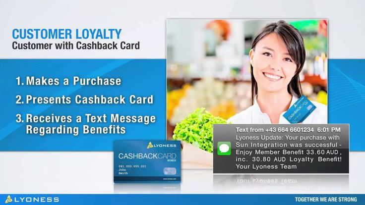 The New Lyoness Loyalty Merchants Info video for Australia & New Zealand. For more info please visit http://www.mylyconet.com/strunka8/EN/money-back