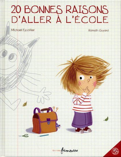 Un album pour rappeler que ne pas aller à l'école comporte des risques : faire enrager sa mère, porter des couches, atterrir sur un bateau de pirates, etc.