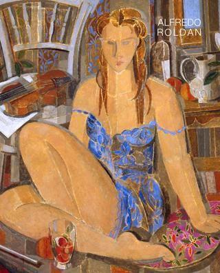 Alfredo Roldan 2013 Catálogo on line. Exposición Albemarle Gallery.