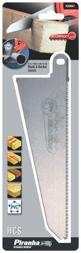 Black & Decker - Hoja para sierra de sable Black & Decker http://www.amazon.es/dp/B0002YZZJA/ref=cm_sw_r_pi_dp_WwAYwb0BQ77KE