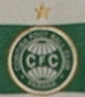 Coritiba Football Club  Brazil, third shirt 2007/2008. Match worn jersey. This 1909 club, also from Paraná, has won several times the state league, and also the Brasileiro national title