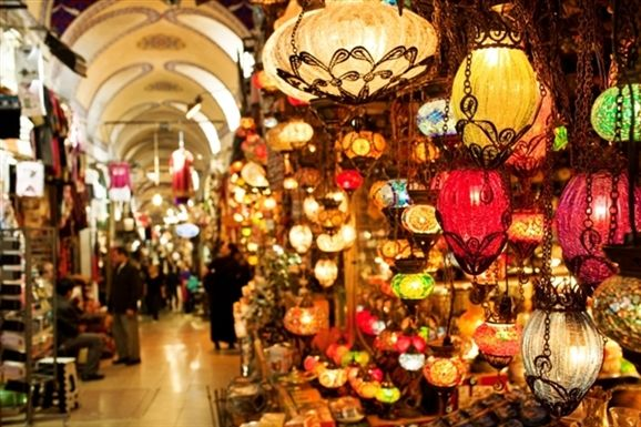 Ok so I would go back to Instabul for the Grand Bazaar...as crazy of a place that this is. In a word - bananas.
