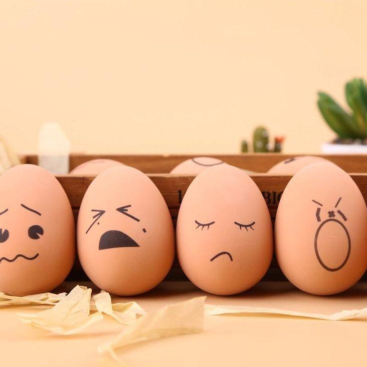Картинка яйца прикол