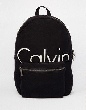 Calvin Klein – Rucksack mit Logo