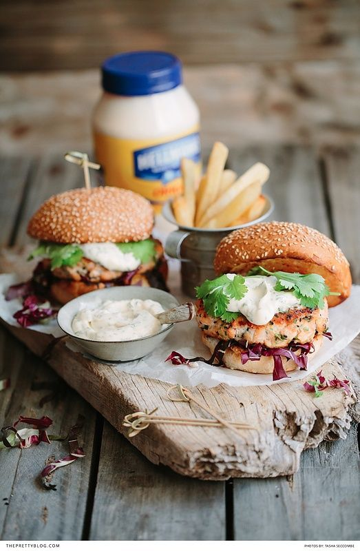 An awesome twist on a summer favourite with the chance to WIN big with Hellmann's.