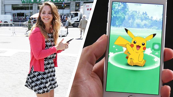 Dresses You Should Wear While Hunting Through Pokemon Go