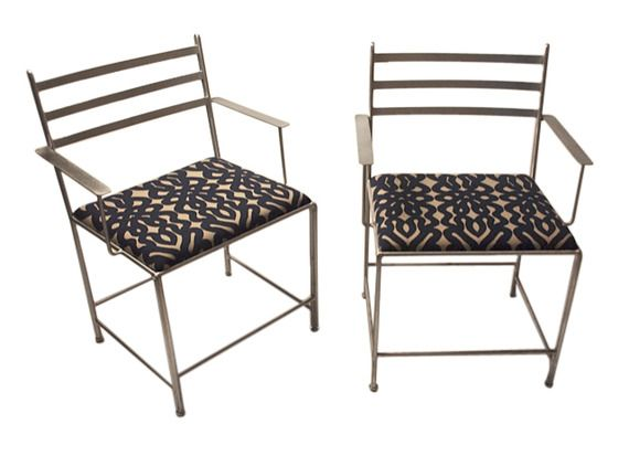 Outdoor Dining Chair by York Street Studio - Chosen as a DH March Product Pick