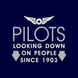 Every respectable pilot absolutely cannot resist this one