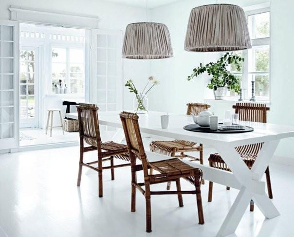 Taklampe i silkeplisse - Tine K Home taklamper - Stue - Shop by ...
