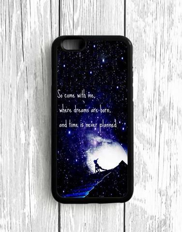 Peter Pan Qoutes iPhone 5C Case