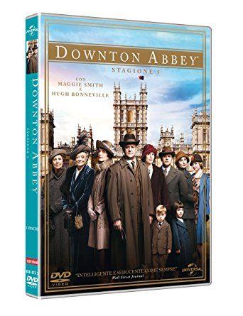 Downton Abbey: Stagione 5 (4 DVD)